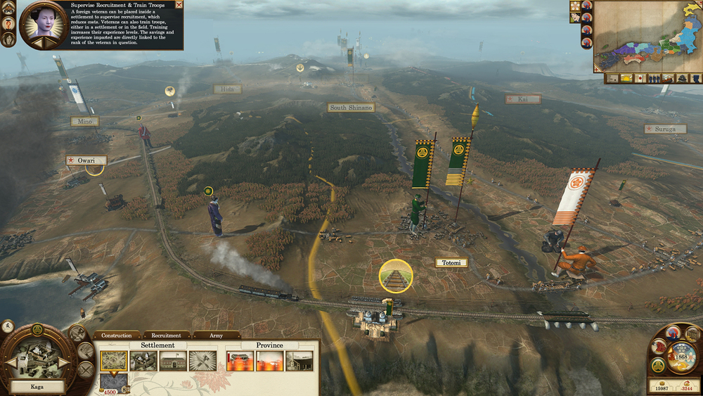 Total War Shogun 2: Fall of the Samurai