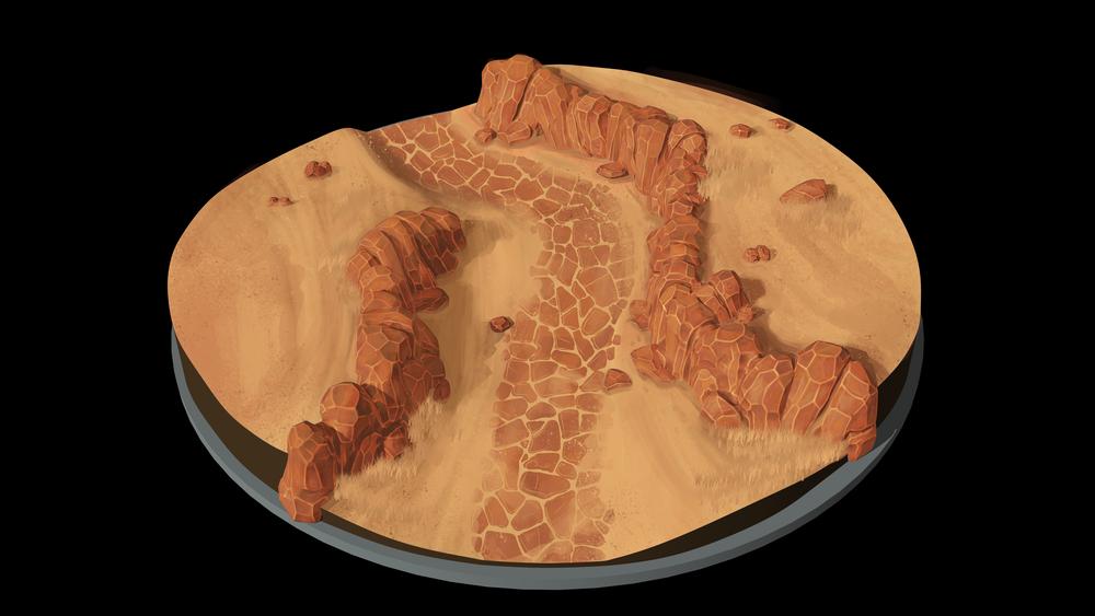 Concept WIP Desert