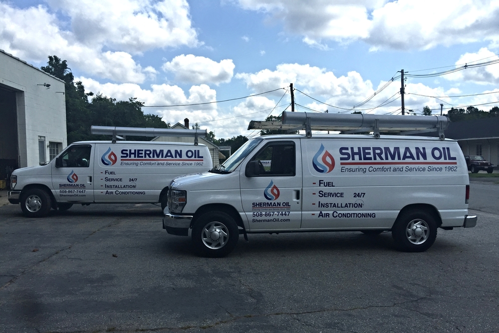 Sherman Oil Van.jpg