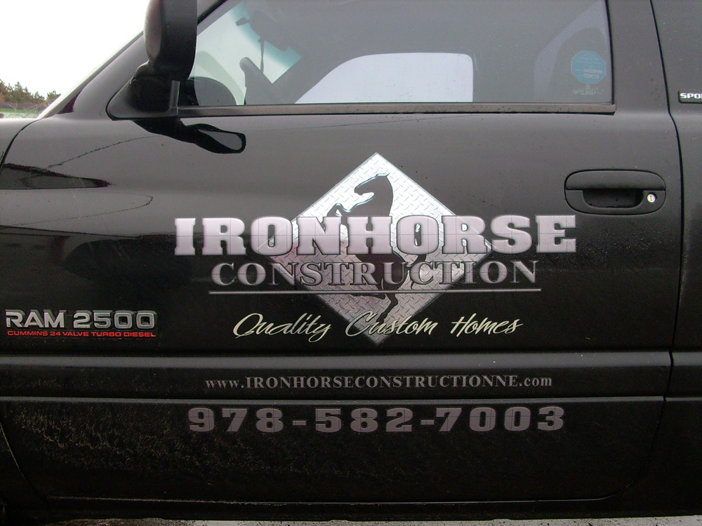 Iron Horse Construction Truck.JPG