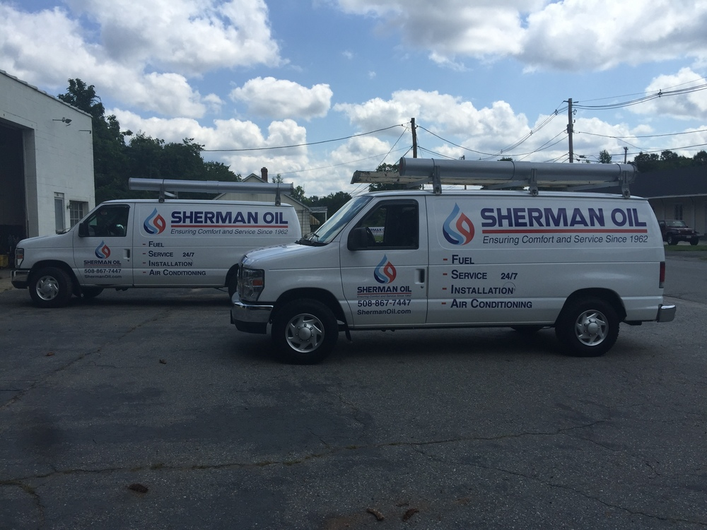 Sherman Oil Vans.JPG