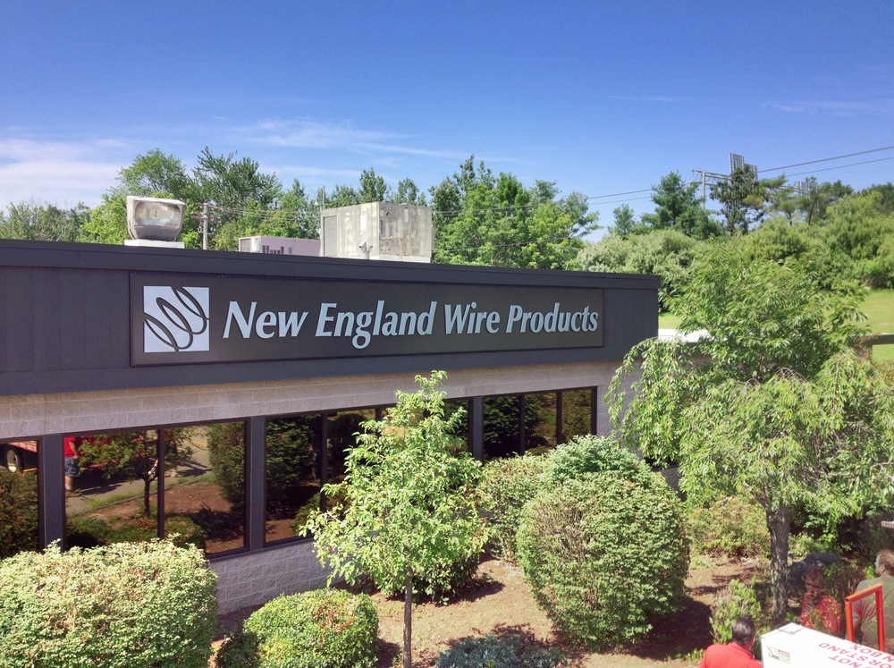 New England Wire Products Building Sign.JPG
