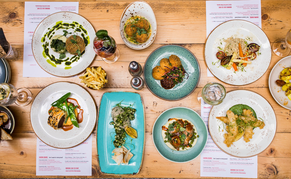 Tron Bar and Kitchen sharing plates credit John Johnston.jpg