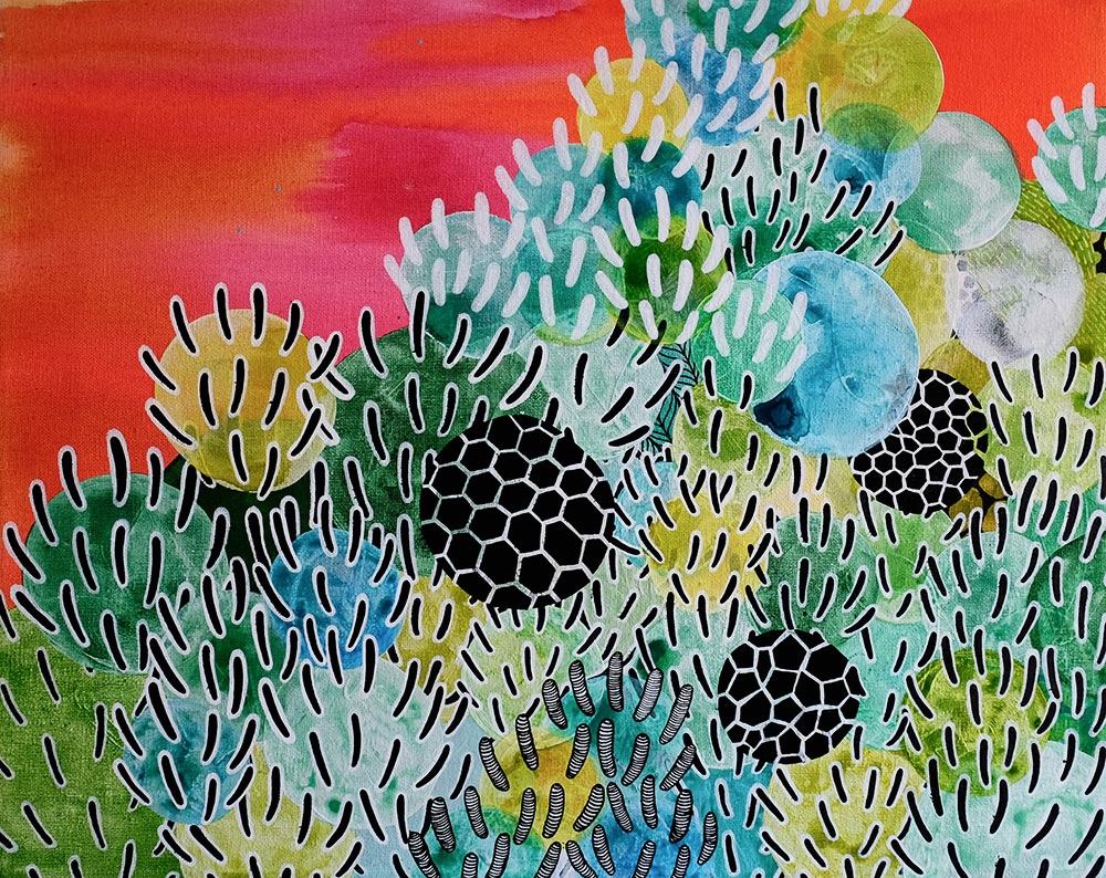 Cactus cluster II
