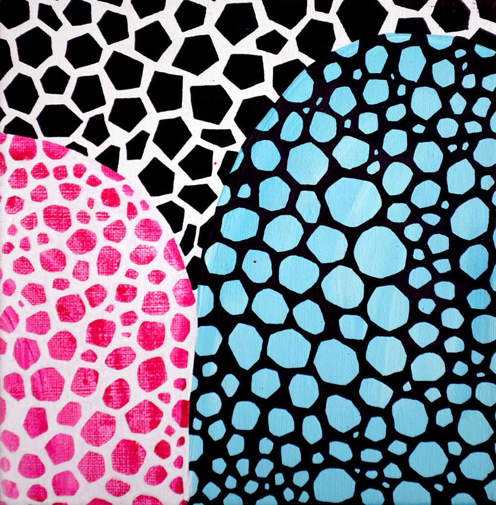 Cactus pattern III