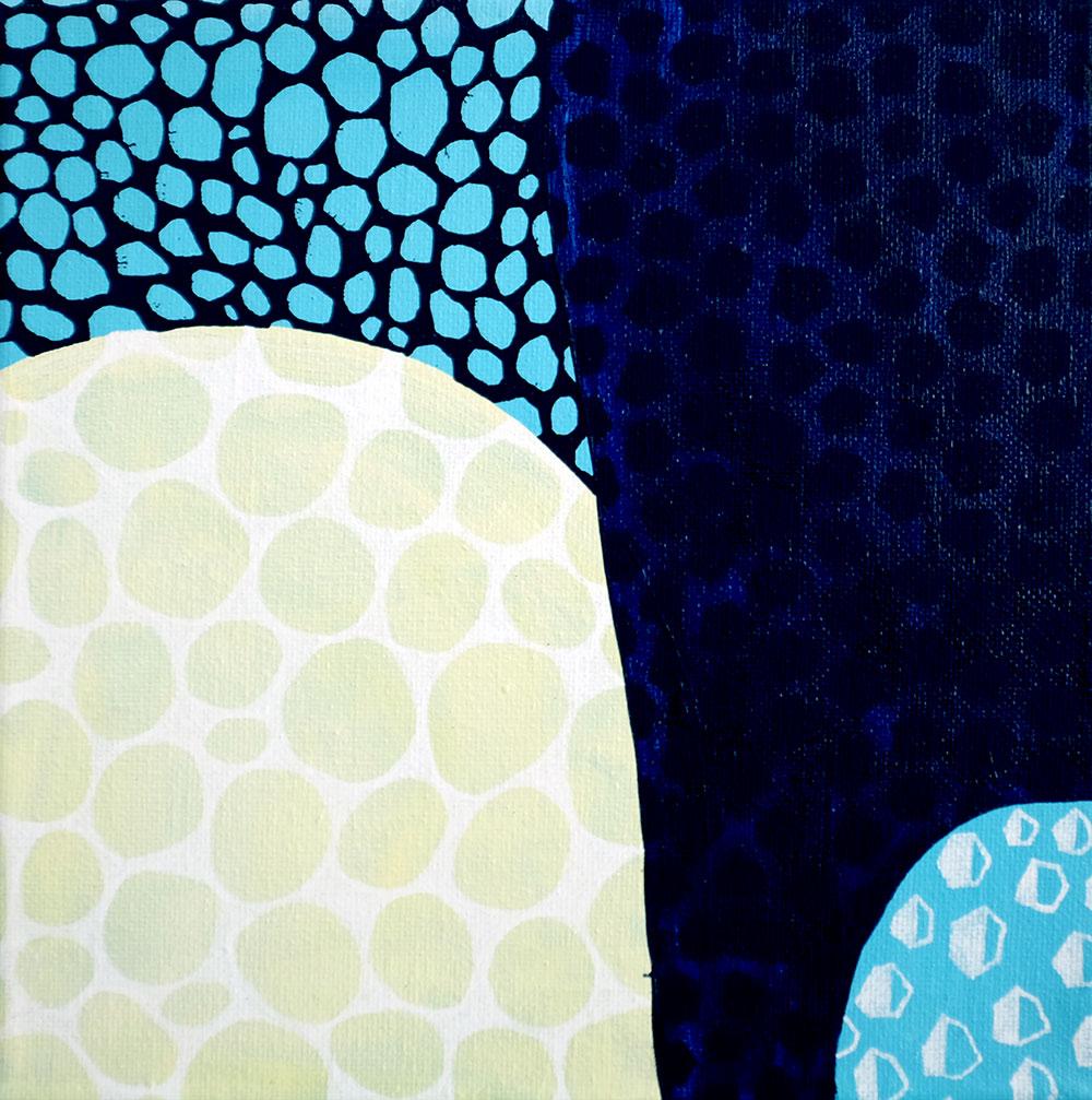 Cactus pattern IIII