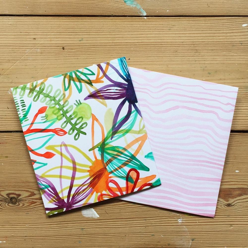 Pattern envelopes pt. II