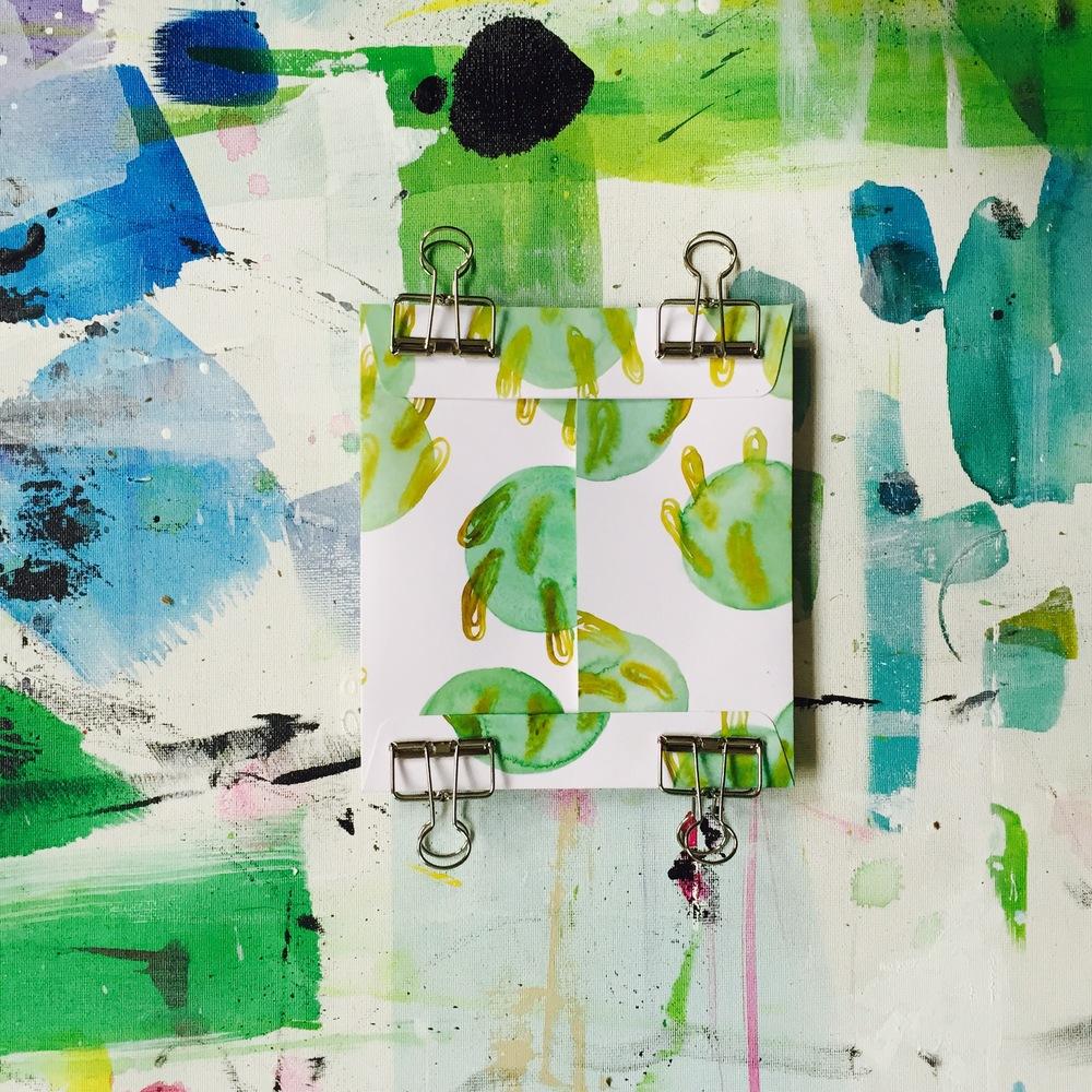 Cactus envelope