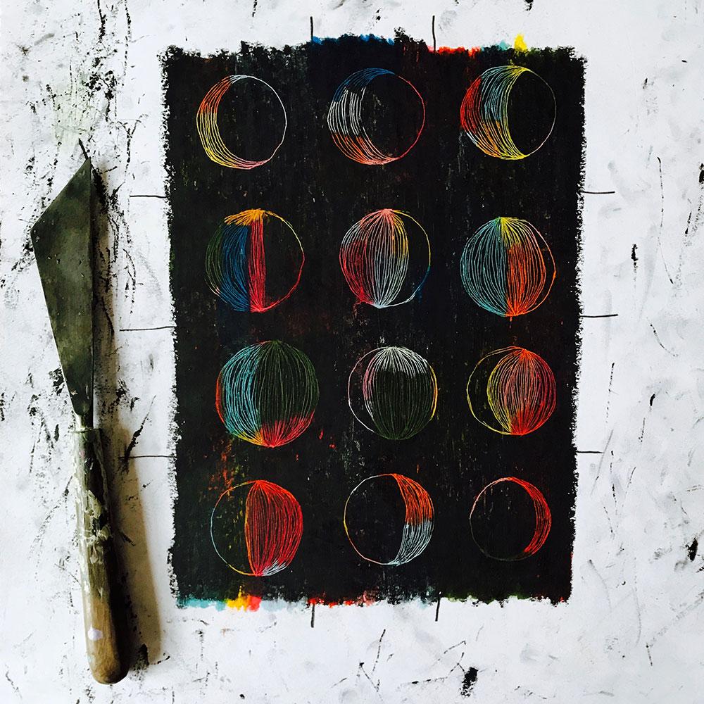 Månefaser II
