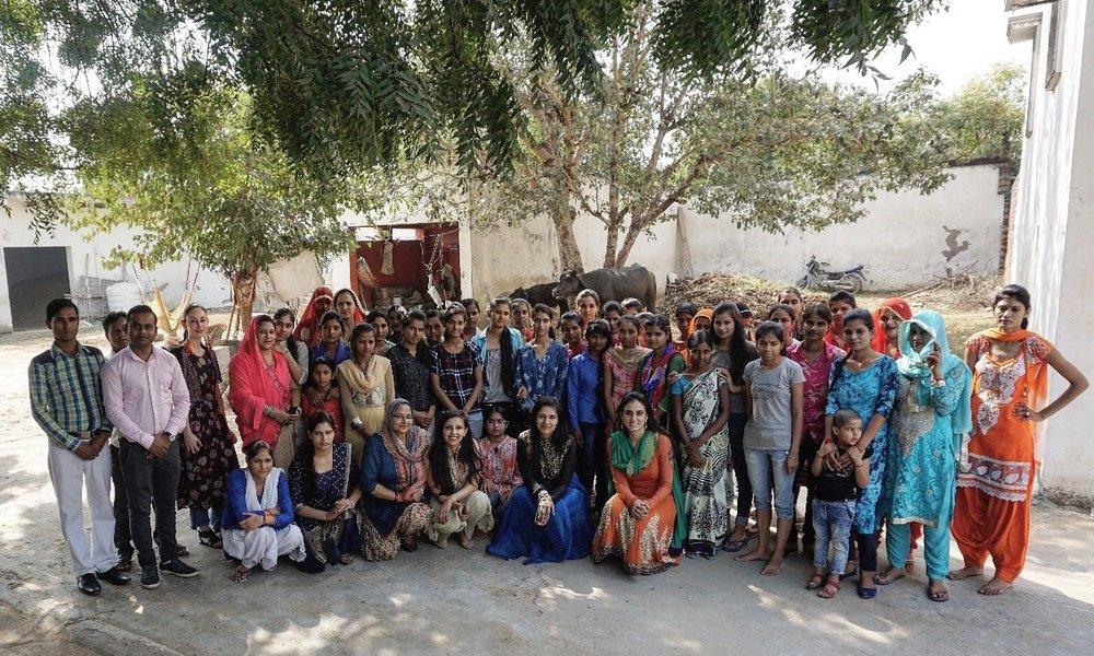 MASTER-G INDIA |  Diwali 2017 at the Gwal Pahari training centre, New Delhi