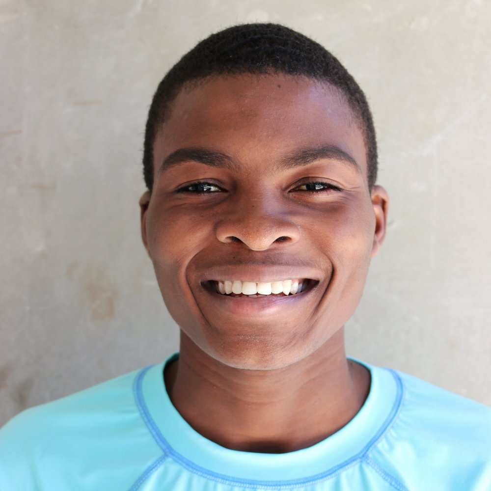 Kervens Donat    Children's Advocacy Coordinator   Kervens is a 20 year old who is passionate about Jesus. He's originally from Fauche, Haiti. Kervens began working with  Milk Carton on a String  in 2015 after participating in the high school theatre program. He started out by helping to teach creative arts classes alongside Caroline and Joanne. Now he is a student and continues to work with  Milk Carton on a String.