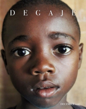 degaje inaugural issue - December 2017 marks the start of Milk Carton on a String's quarterly publication, Degajé! We hope to truly capture the essence of our movement in this magazine.