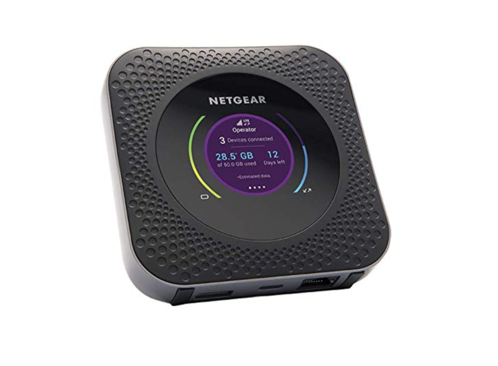 Battery operated Mobile HotSpot for use in emergencies or Internet Failures  https://amzn.to/2CvL4mH