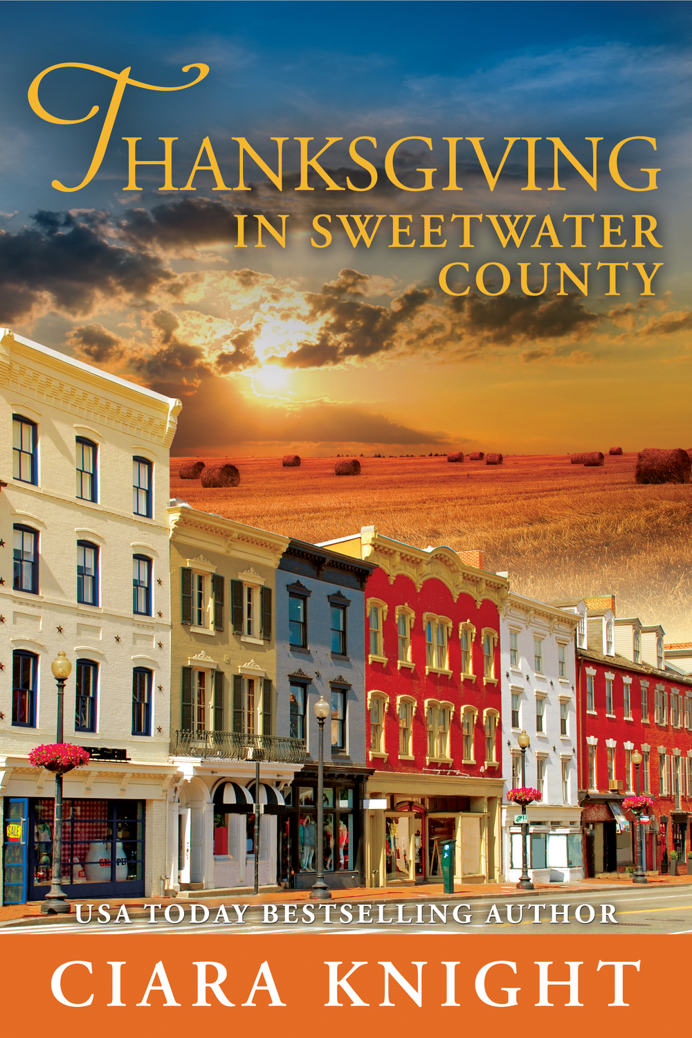 Thanksgiving in Sweetwater County Release!