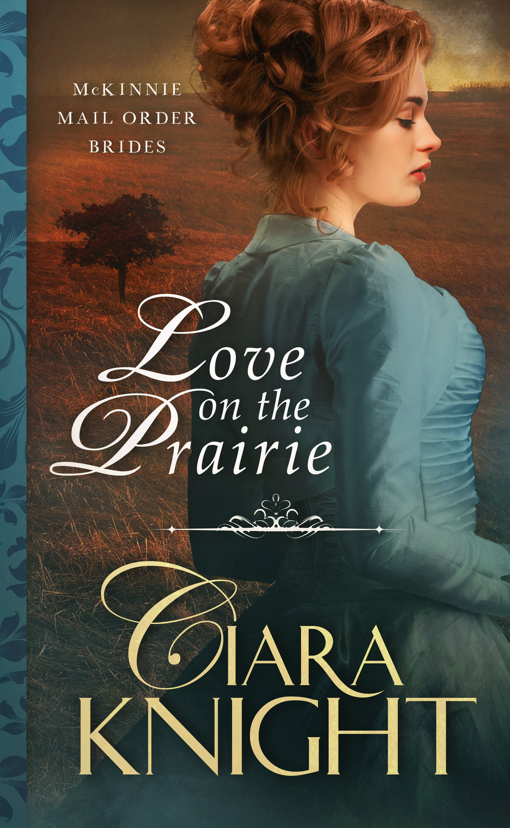 Cover Reveal – Love on the Prairie