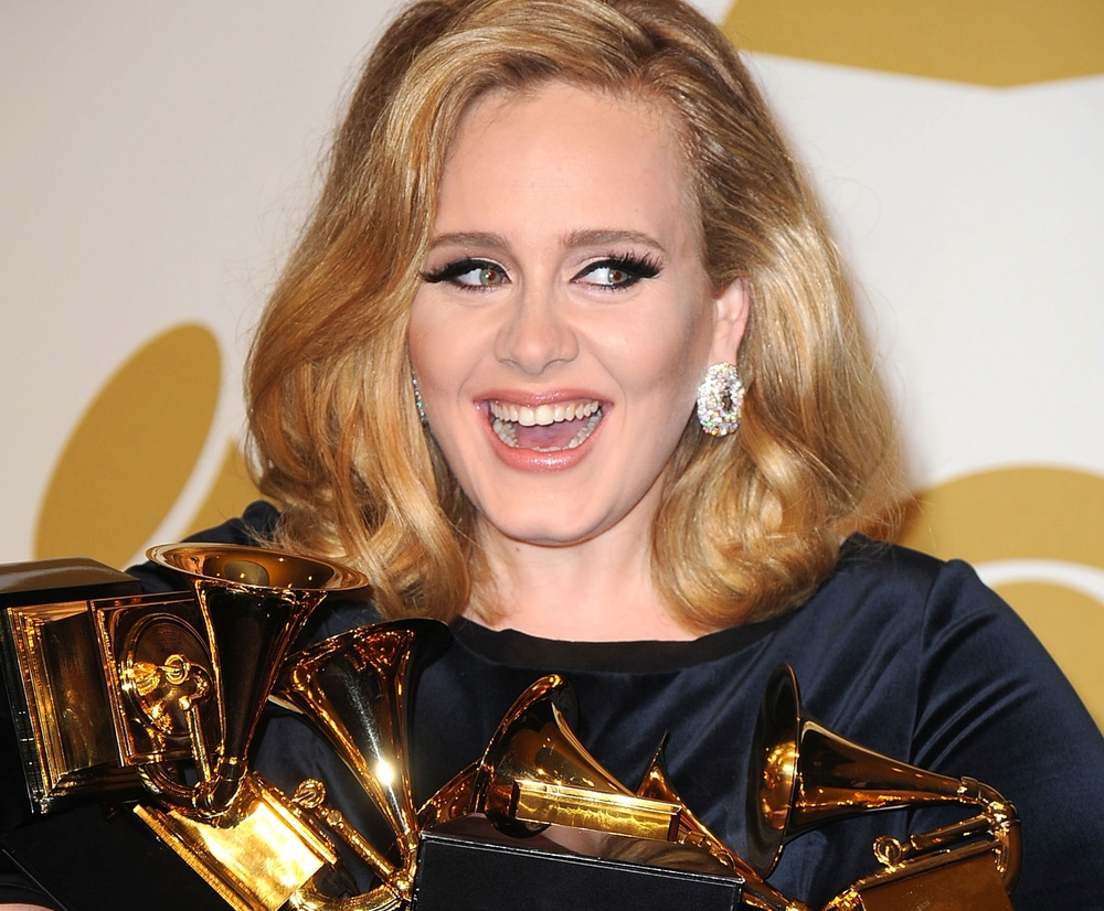 Adele thanks dr. zeitels at the grammys
