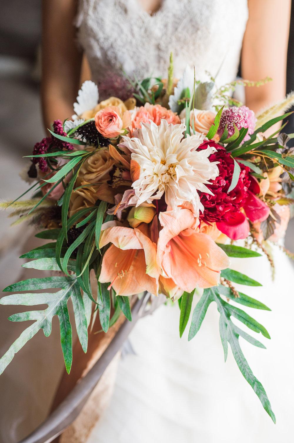 Parie Designs, Floral Bouquet, Bridal Bouquet,