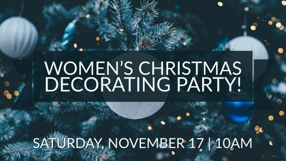 Women's Christmas Decorating party.png