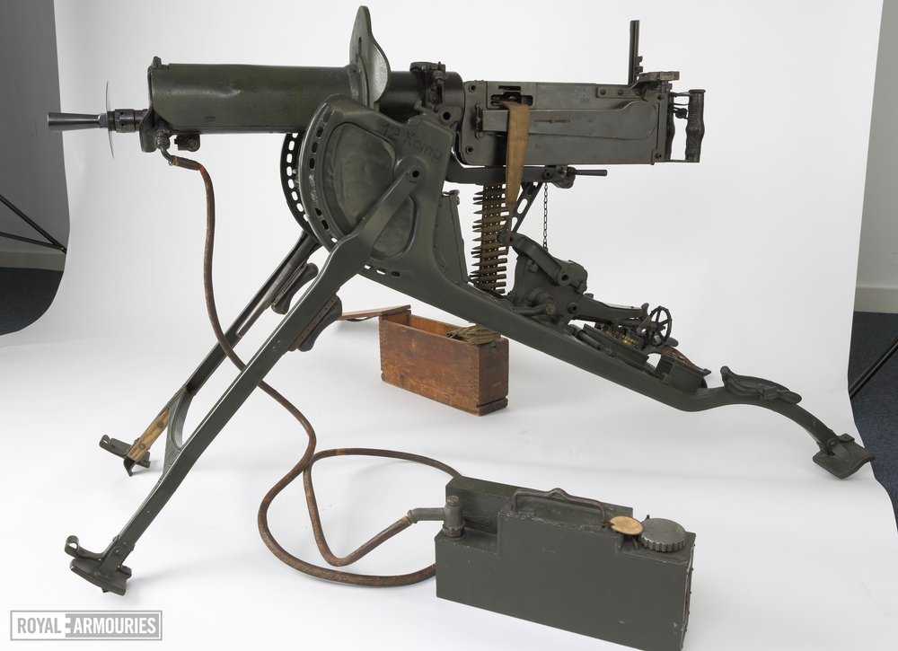 German MG08 Maxim
