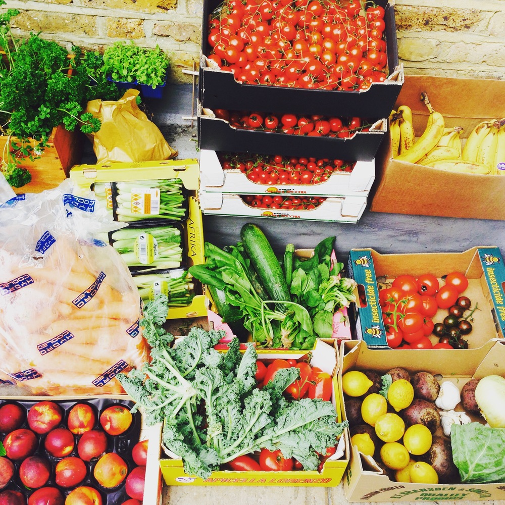 Surplus from New Covent Garden Market