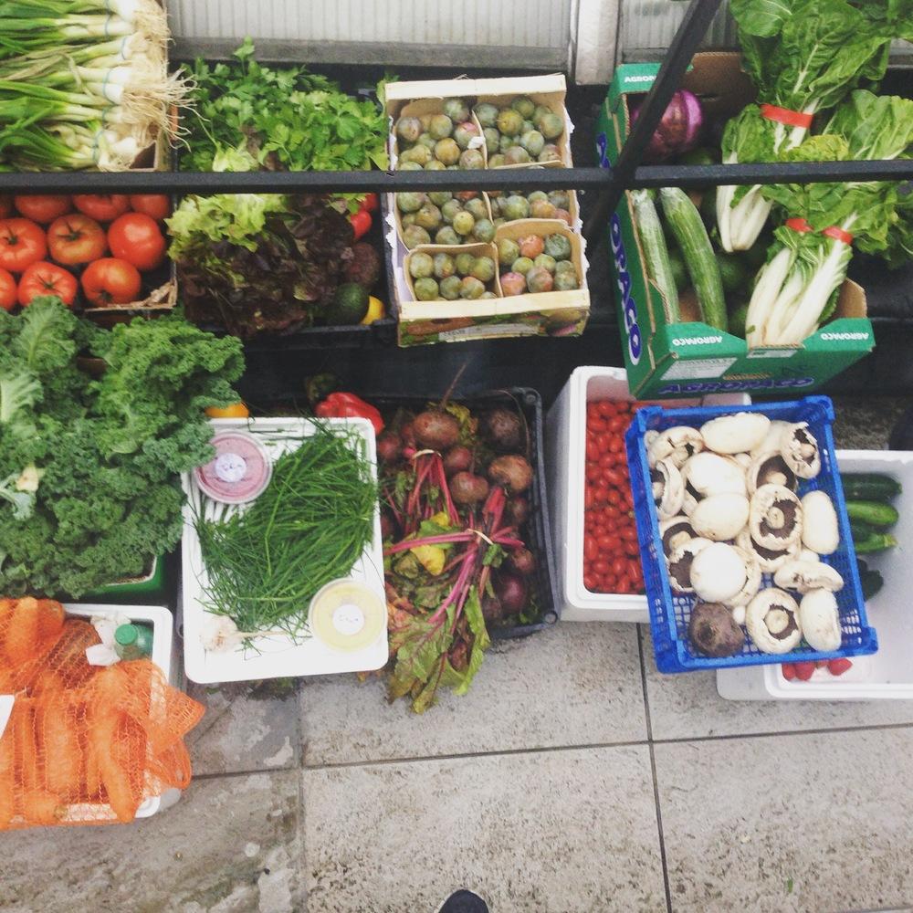 New Covent Garden Market Surplus