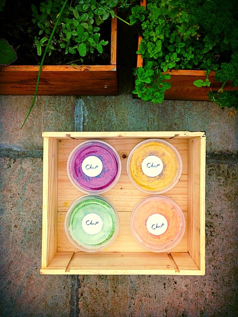 Variety of Pots