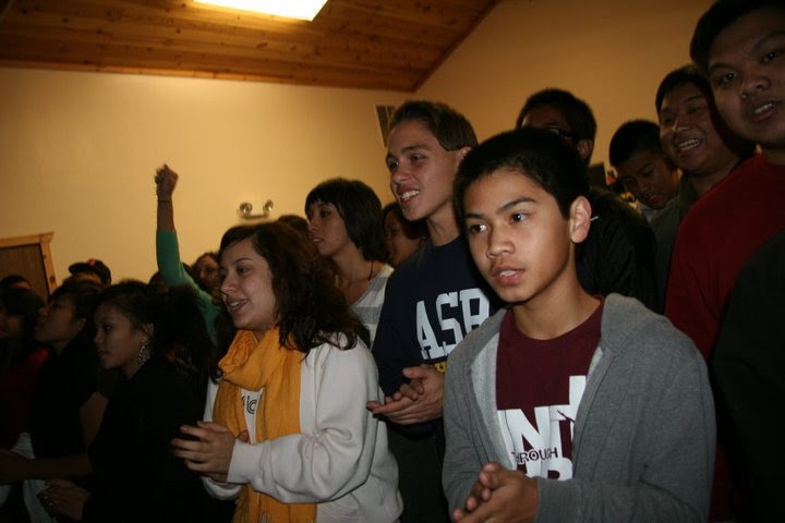 BEAUTIFUL STRUGGLE - WINTER RETREAT 2011
