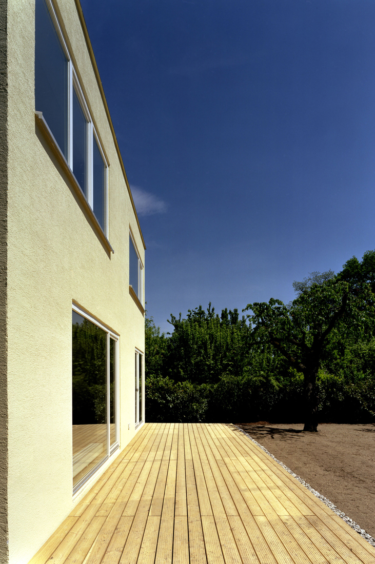 Sanierung Siedlungshaus — METROPOLIS ARCHITEKTEN