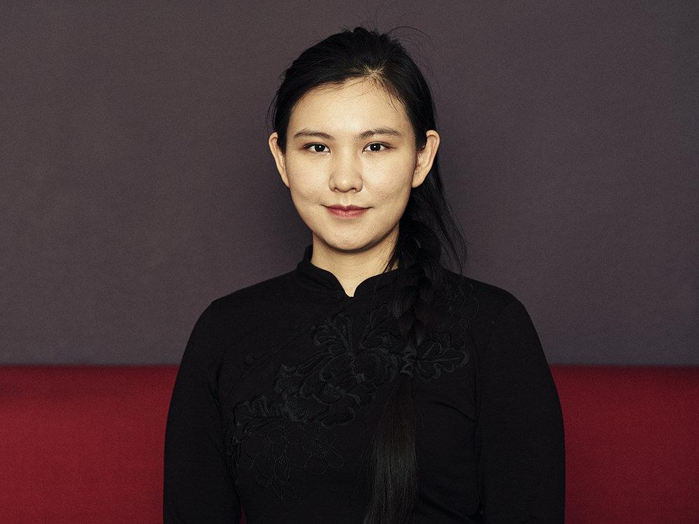 Xiaoyin Kong   Innenarchitektin   kong@metropolis-architekten.de