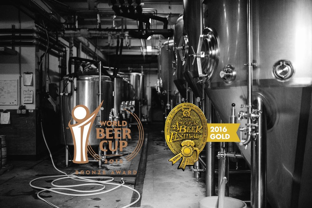 Awards and fermenters