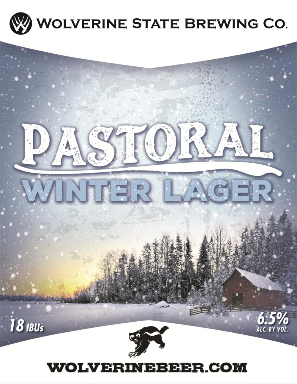Pastoral Beer Poster