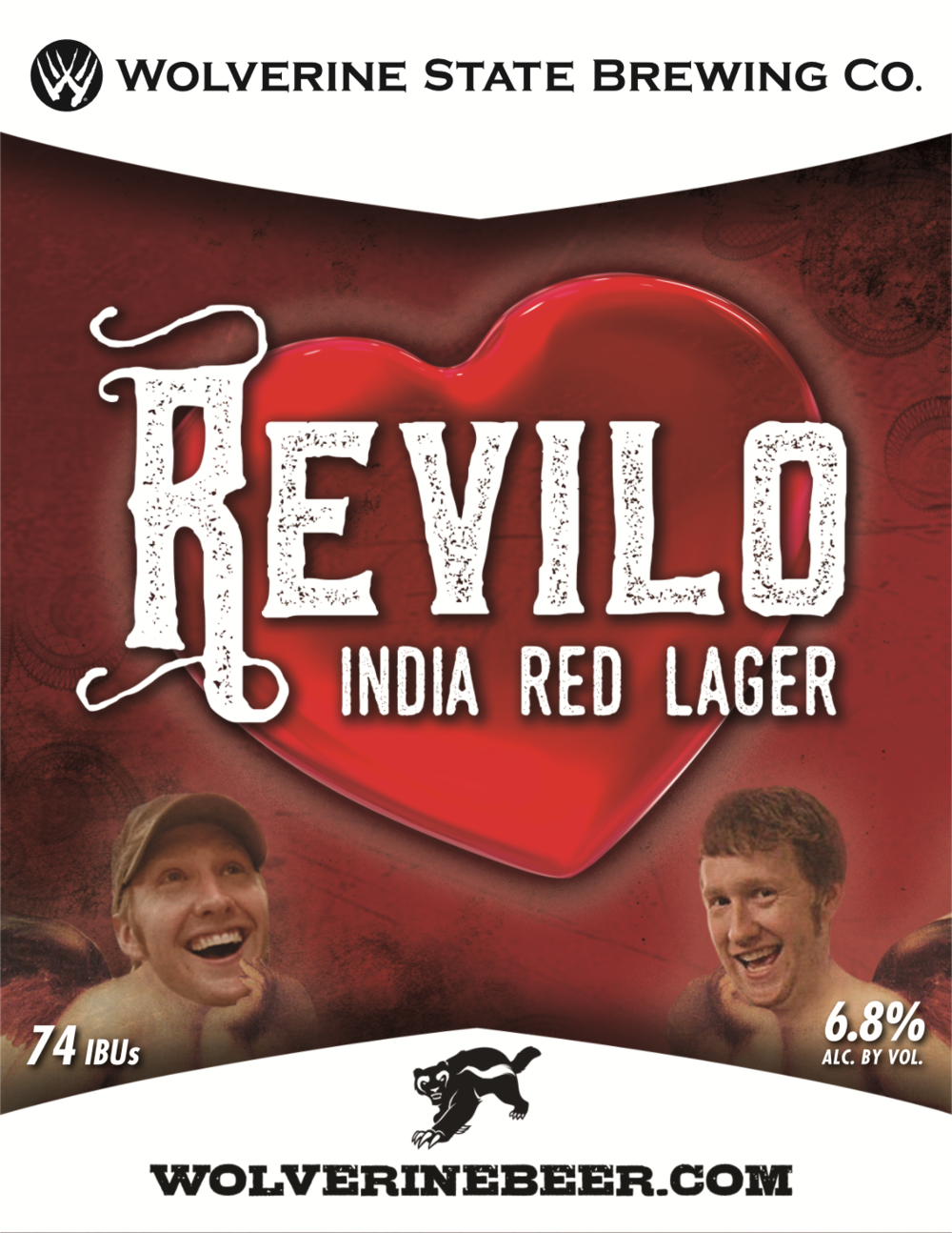 Revilo Beer Poster