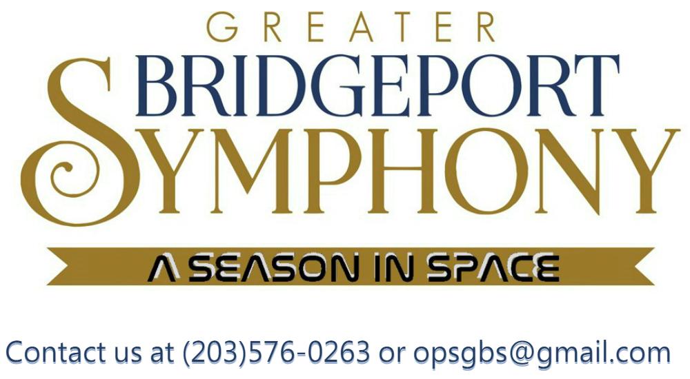 Sponsors — Greater Bridgeport Symphony