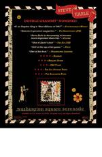 Steve Earle Grammy Poster - PDF