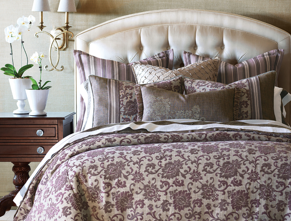 Eastern Accent Bedding
