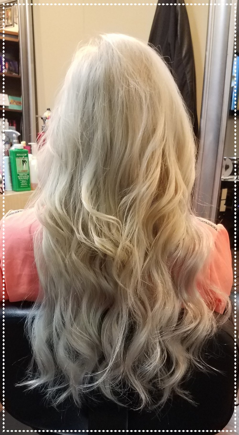 Hair Extensions!!! Kayla!! You look amazing!!!