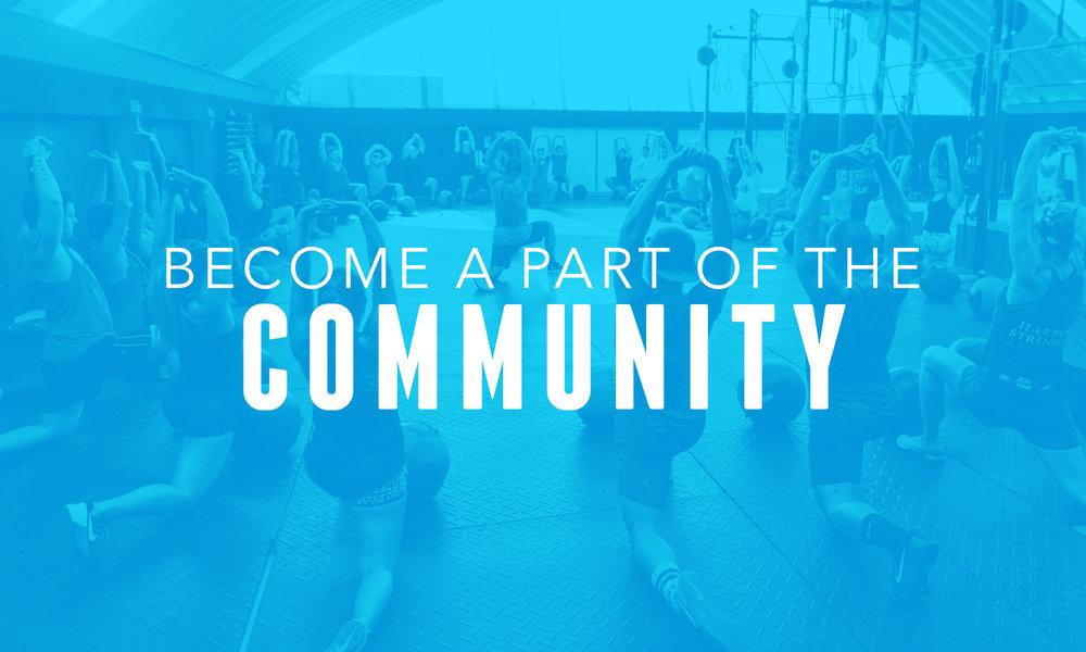 Community ..
