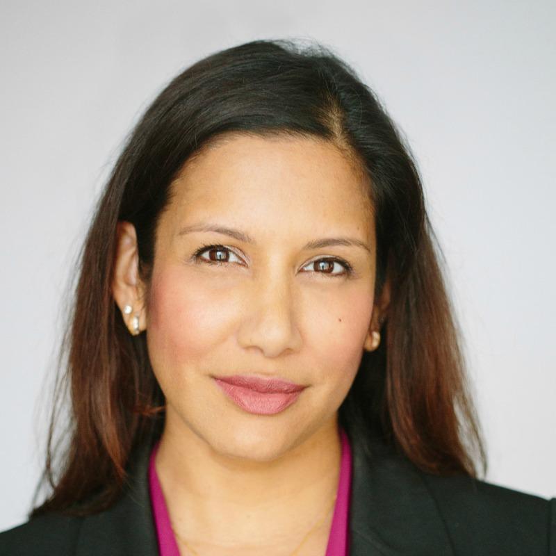 Anusha Alikhan, Knight Foundation