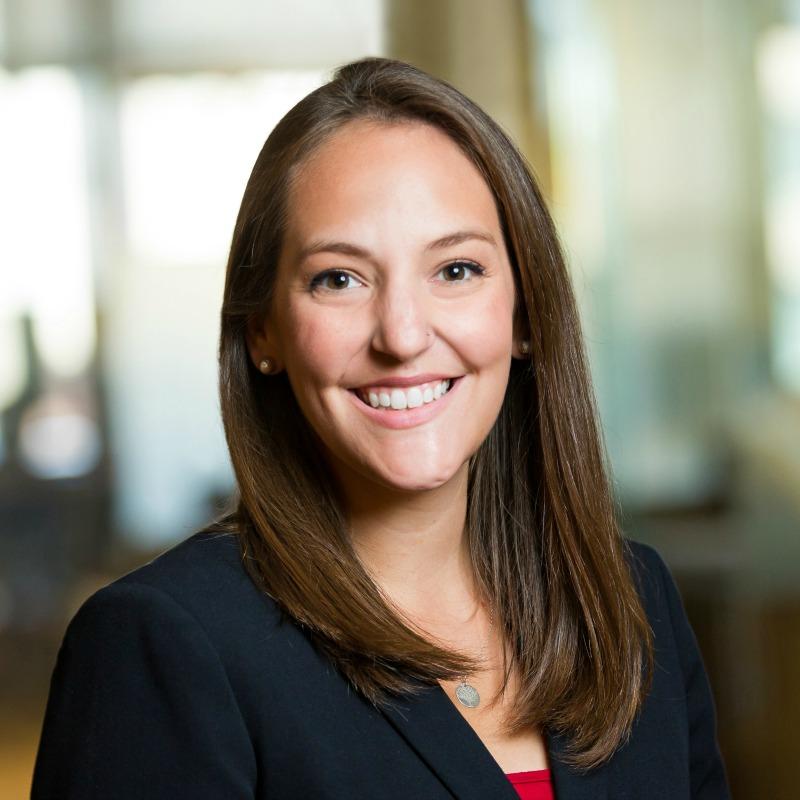 Jessica Zetzman, The Case Foundation