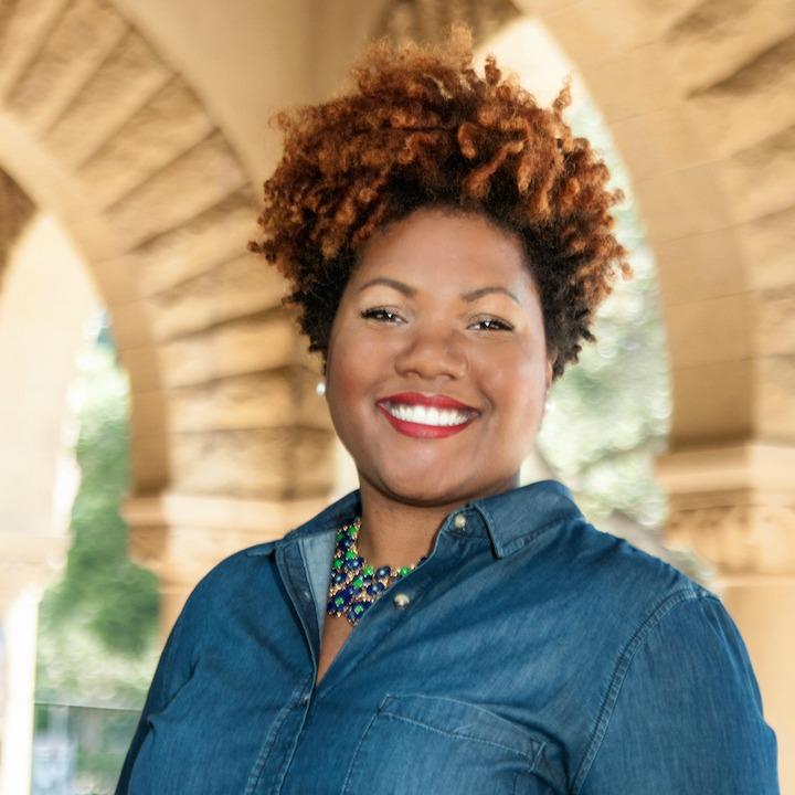 Tonya Mosley, John S. Knight Stanford Journalism Fellow