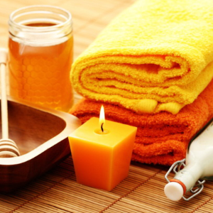 Milk & Honey                                 Mani $30     Pedi $55 Most effective treatment for reducing effects of aging and keeping skin looking fresh and beautiful. Including exfoliating foot soak, callus removal, scrub to remove dead skin cells, mask, and foot steam message about 10 min.
