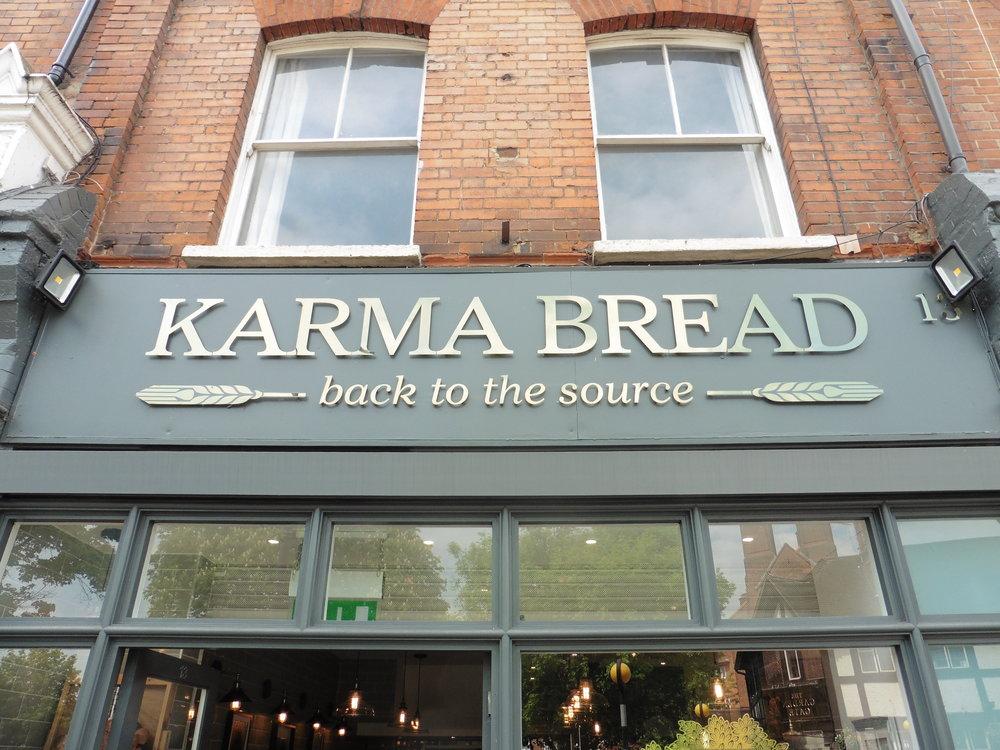 Karma Bread, by Terry Freedman