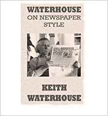Cover of Waterhouse on Newspaper Style