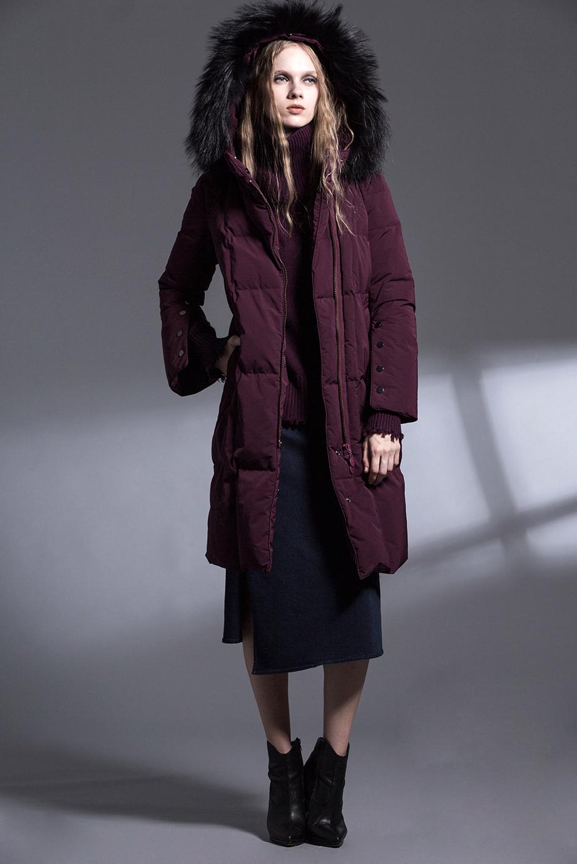 Coat JD10035 / Top JD06395 / Skirt JD03254