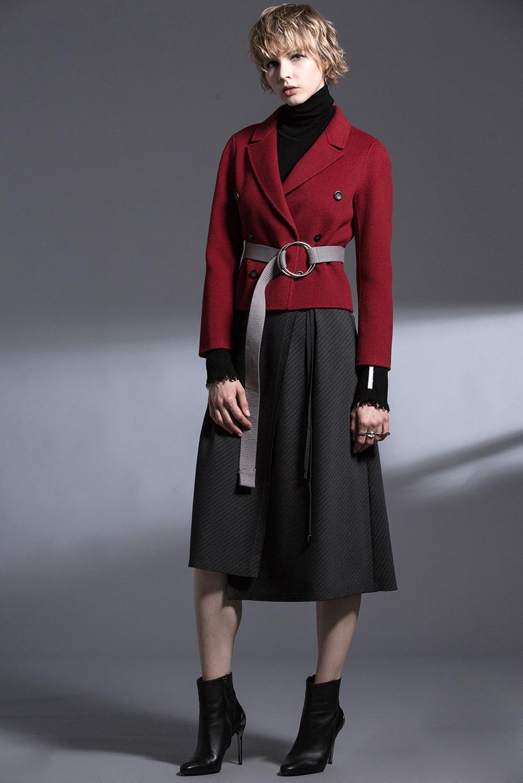Jacket JD01112 / Top JD06379 / Dress JD04324