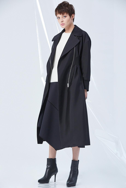 Coat GC07055 | Top GC06418 | Skirt GC03259