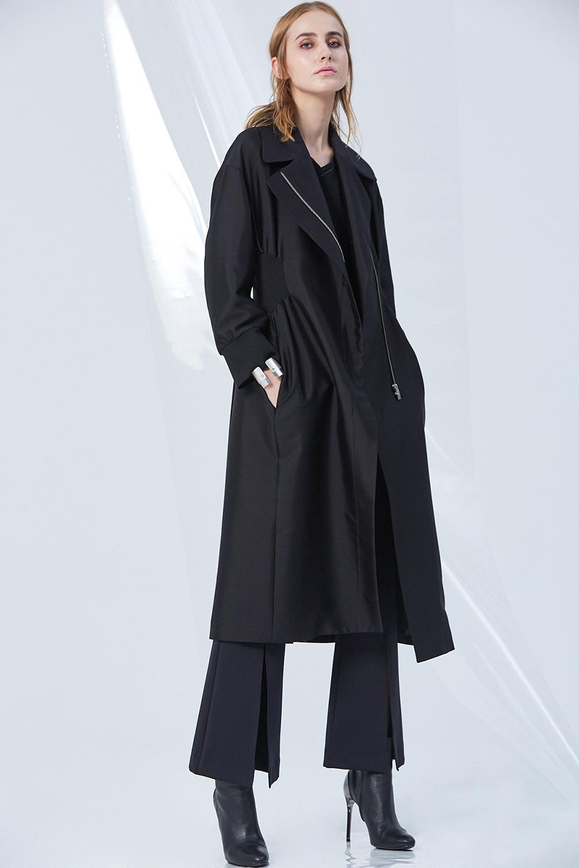 Coat GC07055 |Top GC13162 | Pants GC02301