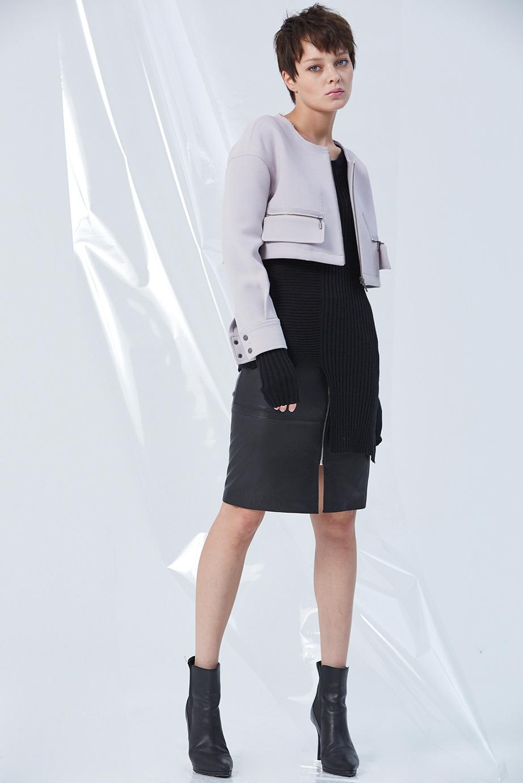 Jacket GC01111 | Sweater GC06375 | Skirt GC63434