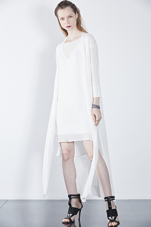 Cardigan GX51382 | Dress GX04122