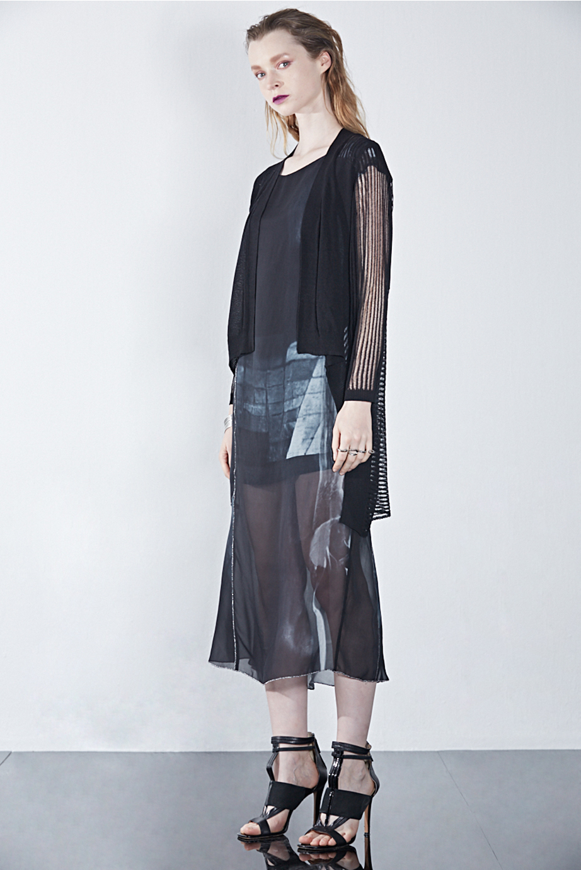Cardigan GX51406 | Dress GX04138